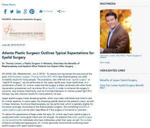 plastic surgeon in atlanta,eyelid surgery,blepharoplasty,eyelid lift,facelift,dr thomas lintner